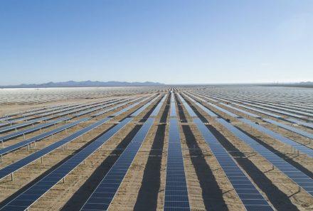 Acciona comienza construcción de segundo parque fotovoltaicos en Atacama