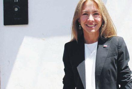 Ministra de Energía, Susana Jiménez: El aumento de la generación renovable…
