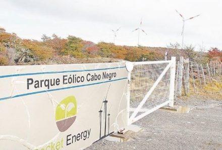 En febrero comienza la construcción del parque eólico en el complejo industrial Laredo-Cabo Negro