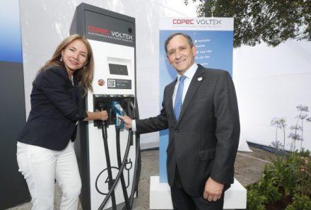 Chile tendrá la red de cargadores eléctricos más grande de Sudamérica