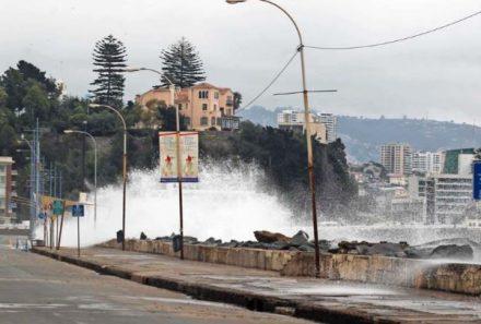 Estudio concluye que 215 mil personas viven en las costas más expuestas al cambio climático
