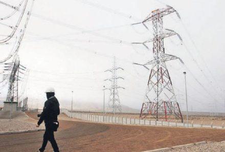 Línea eléctrica Cardones-Polpaico copa su capacidad en solo tres meses de funcionamiento