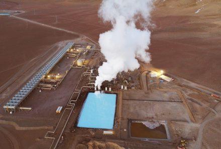 Enel Green Power y ENAP inician construcción de expansión de 33 MW de la Central Geotérmica Cerro Pabellón