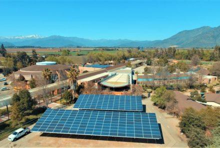 Generación distribuida: nueva ley acelera proyecto de estacionamientos solares