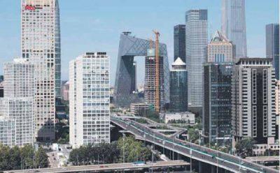 Beijing avanza hacia la descontaminación