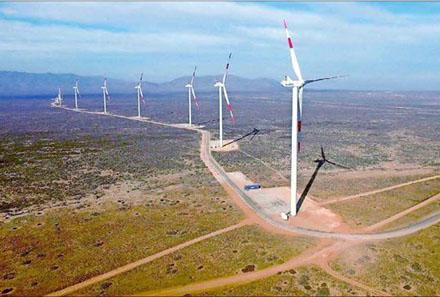 Parques eólicos en Los Lagos generarán energía capaz de abastecer a toda la región