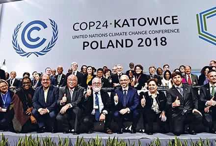 Gobierno acelera diseño de propuesta para recorte de emisiones con miras a la COP25