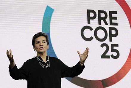 Costa Rica: Parte la reunión que sirve de preámbulo para la COP25