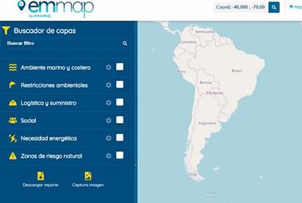 Energía Marina: lanzan sitio para la selección preliminar de sitios con potencial generador