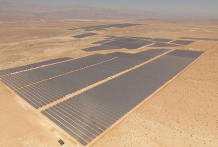 Energía solar y eólica cubrirán 40% de generación eléctrica en 2030