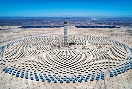 Latinoamérica hace su apuesta por las energías renovables en la COP25