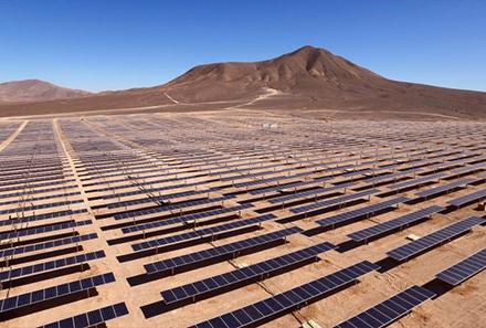 Central Bolero transará bloques de energía renovable
