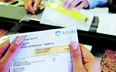 Gobierno prevé anunciar hoy plan de ayuda al pago de cuentas de servicios básicos