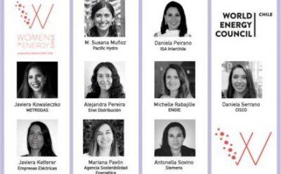 WEC Chile lanza plataforma para ayudar a reducir brecha de género en la industria energética