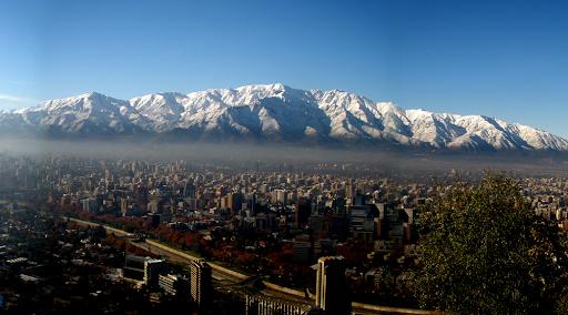 Extensa cuarentena tiene a la RM con el menor nivel de smog de la historia