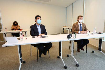 Gremio Renovable se reúne con el ministro de Bienes Nacionales