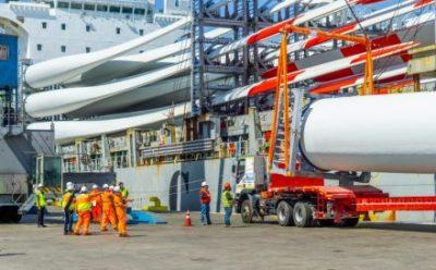 Construcción del Parque Eólico Calama suma un 48% de avance y estaría terminada en junio