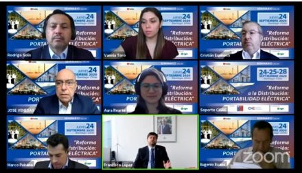 Licitaciones de suministro se tomaron debate en primer seminario sobre portabilidad eléctrica