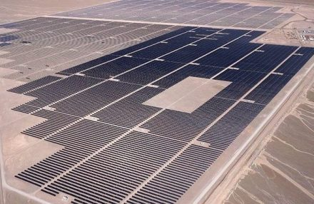 Chile podría alcanzar el 100% renovable en 2040