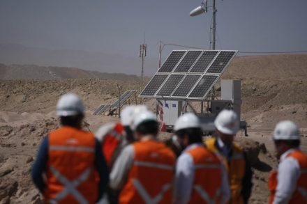 Mayor incorporación de energías renovables favorecerá competitividad de la industria minera
