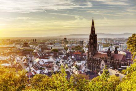 Friburgo, la ciudad más ecológica del mundo que es el paraíso de los ciclistas