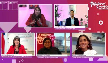 Energía +Mujer ejecutó más de 850 acciones para promover aporte femenino en la industria