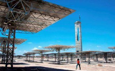 Concentración Solar de Potencia bajó sus costos promedio en 16% a nivel mundial