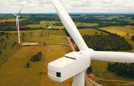 Parque Eólico Aurora certifica su energía 100% renovable en la región de Los Lagos